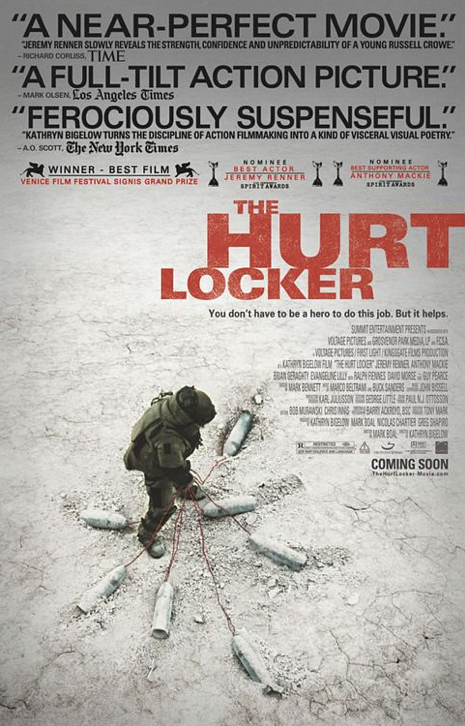 Kathryn Bigelow's The Hurt Locker